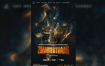 Zombiesthaan First Look: Poster Of Bengal's First Zombie Film Directed By Abhirup Ghosh Released