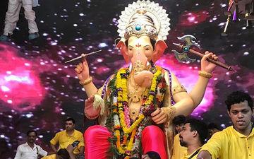 Ganpati Visarjan 2019: Marathi Celebs Bid Adieu To Their Favourite Bappa