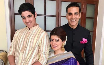 Happy Birthday Aarav Bhatia: 8 Pictures Of Akshay Kumar's Son Which Prove He's A Star In The Making