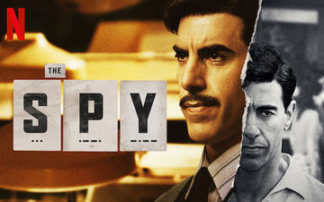 The Spy, A Netflix Original Series, Starring Sacha Baron Cohen Is A Slow Burn That Pays Off