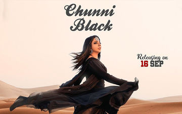 Chunni Black: Jasmine Sandlas Ft. Ranbir Grewal New Song To Play Exclusively on 9X Tashan