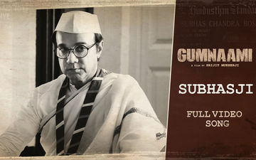 Gumnaami First Song 'Subhasji' Featuring Prosenjit Chatterjee Released