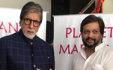 AB Ani CD Poster Out Now: Amitabh Bachchan To Star In This Upcoming Marathi Film