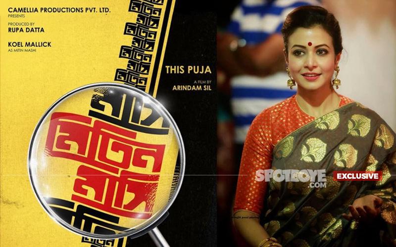 Mitin Mashi: Koel has done all her stunts herself, reveals director Arindam Sil