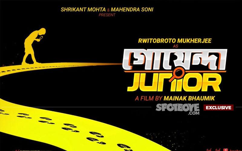 Rwitobroto Mukherjee: Goyenda Junior is a smart and fresh detective thriller