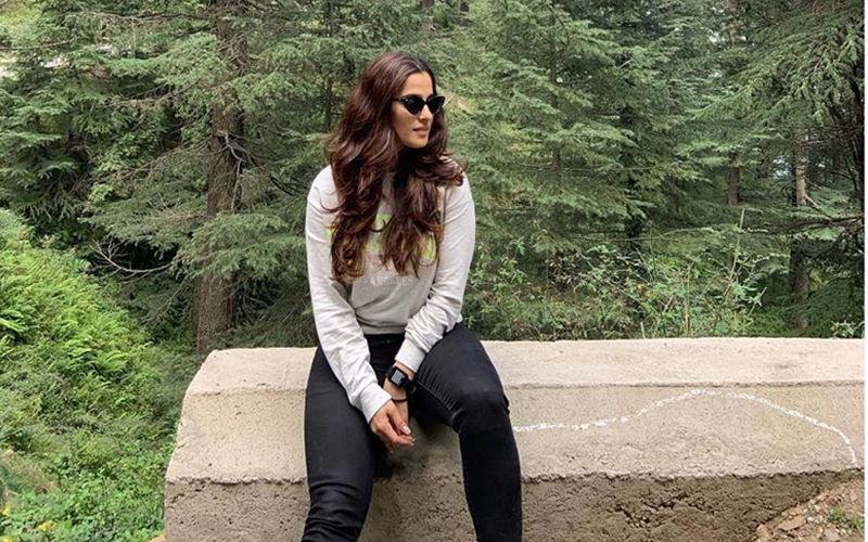 Priya Bapat Celebrates Her Birthday In The Mountains With Hubby Umesh Kamat