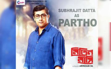 Mitin Mashi: Character Poster Of Partho Aka Subhrajit Datta Released