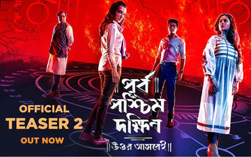 Purbo Poschim Dokkhin Second Teaser Out: Raajhorshee Dey's Spine-chilling Horror Flick Starring Gaurav Chakrabarty Is Sure To Leave You Spooked
