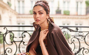 Paris Fashion Week 2019: Deepika Padukone's Retro Look Will Instantly Remind You Of Shanti Priya