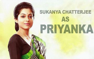 Mitin Mashi: Sukanya Chatterjee Aka Priyanka Character Poster Released