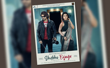 Shubho Bijoya: Ram Kamal Mukherjee Shares First Look Poster Of His Next, Gurmeet Choudhary And Debina Bonnerjee In Lead Role