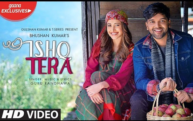 Guru Randhawa's New Romantic Track 'Ishq Tera' Featuring Nushrat Bharucha Is Out Now