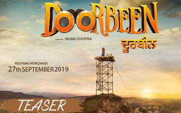 The Teaser Of Ninja And Wamiqa Gabbi Starrer 'Doorbeen' Is Out Now