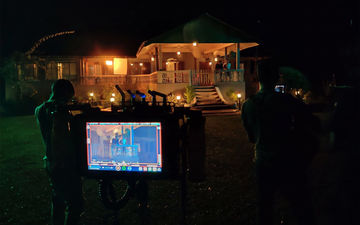 Birsa Dasgupta Shares Another Picture From The Set Of Mafia, See Here
