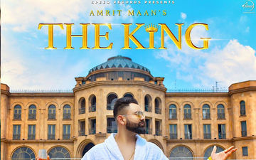 Amrit Maan's Upcoming Song 'The King' To Get A New Release Date