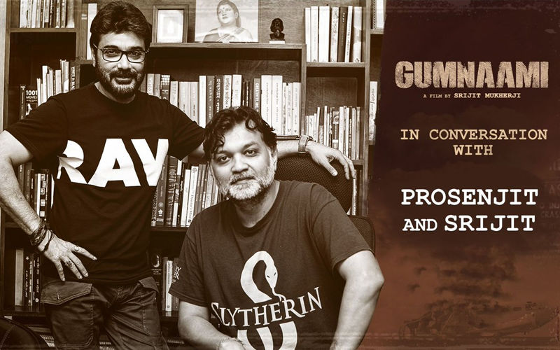 Gumnaami: Srijit Mukherji And Prosenjit Chatterjee Talks About Film, Watch The Video Here