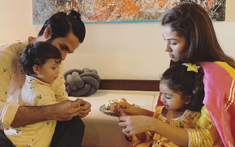 Shahid Kapoor's Son Zain Turns 1: Here's 6 Times The Toddler Stole Our Hearts In These Adorable Clicks