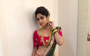 Shamita Shetty Dresses Up As A 'Marathi Mulgi' And Performs Lavani On Ganpati Special Episode Of Kundali Bhagya