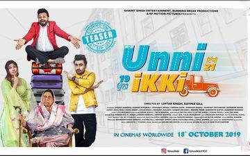'Unni Ikki' Teaser: Jagjeet Sandhu And Sawan Rupowali Starrer Is A Rom-Com