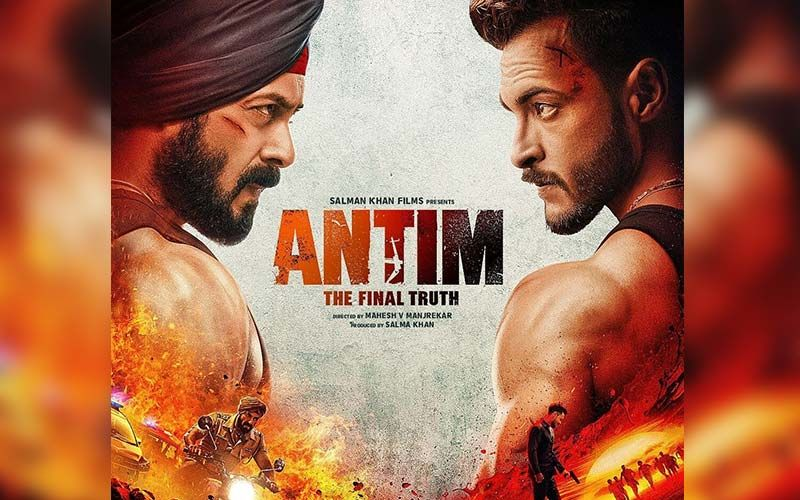 Salman Khan And Aayush Sharma Starrer Antim First Trailer To Release In October