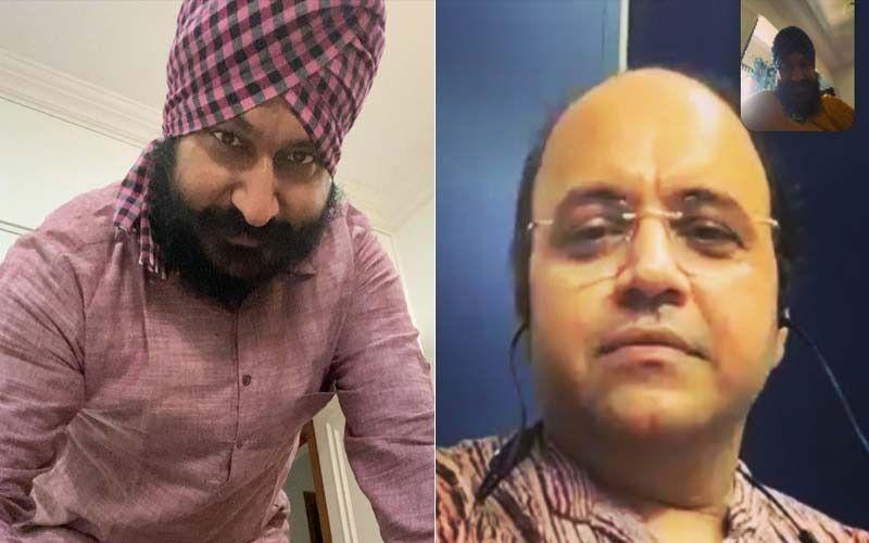 TMKOC's Bhide AKA Mandar Chandwadkar Tests Positive For COVID-19: Sodhi AKA Gurucharan Singh Wishes Him A Speedy Recovery