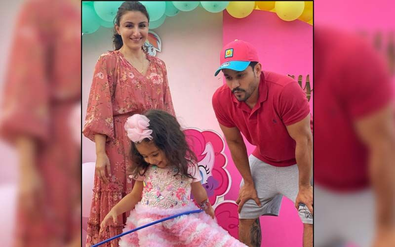 Soha Ali Khan Gives A Glimpse Of 'The Morning After' Daughter Inaaya Naumi Kemmu's Birthday Bash-SEE Videos And Photos