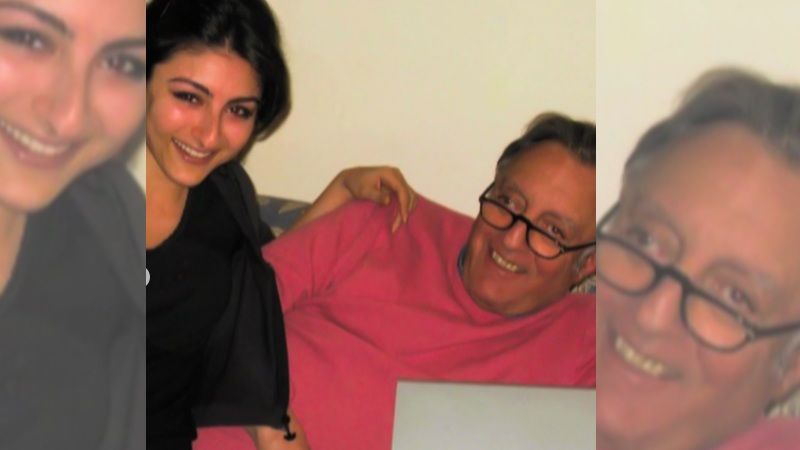 Soha Ali Khan Shares Unseen Childhood Picture On Father Mansoor Ali Khan Pataudi's Birth Anniversary; Pens 'Wish He Could Have Held Inaaya In His Arms'