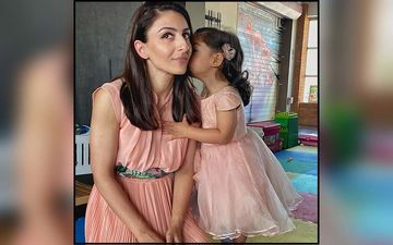 Soha Ali Khan Birthday Special: 5 Snapshots Of Soha And Her Daughter Inaaya That Prove She Is the Best Mommy In Town