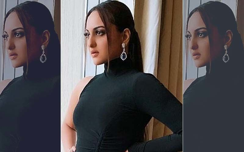 Sonakshi Sinha's Curve Flattering OOTD Is Turning Up Temperatures!