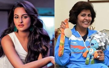 Is Sonakshi Sinha Playing Paralympic Silver Medalist Deepa Malik In The Upcoming Sports Biopic?