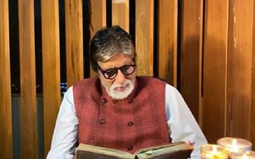 Amitabh Bachchan Apologises For Accidentally Crediting Father Harivansh Rai Bachchan For A Poem Written By Prasoon Joshi