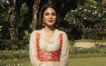 'Don't Think Rhea Chakrabory Will Appear Before The ED, Is Scared Of Getting Arrested', Says Bihar DGP Gupteshwar Pandey