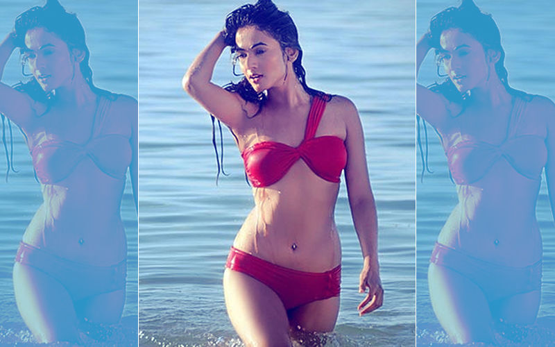Sonal Chauhan To Shoot For 50 Shades Of Grey Themed Music Album In London
