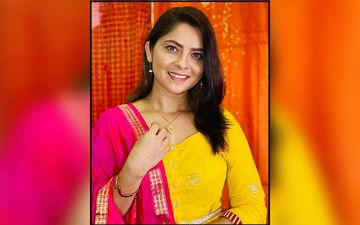 Sonalee Kulkarni Looks Gorgeous In This See Through Mini Dress Flaunting Her Oozing Hotness