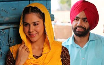 Sonam Bajwa Calls Ammy Virk Her 'Ghuggu Jatt' In 'Muklawa' Dialogue Promo