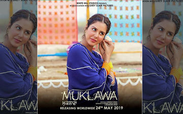 Sonam Bajwa Looks Stunning in the Latest Poster of 'Muklawa'