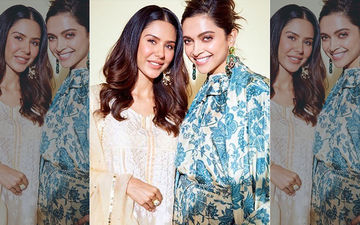 Deepika Padukone Shares Selfie With Sonam Bajwa, Writes A Sweet Message On Instagram