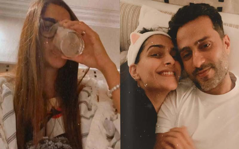 Sonam Kapoor Squashes Pregnancy Rumours With A Hilarious Post: 'Ginger Tea For First Day Of My Period'