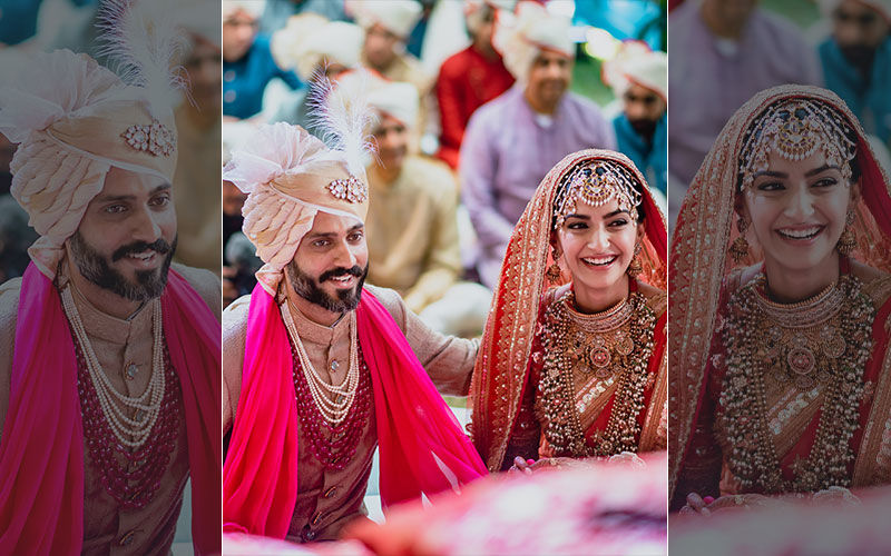 Sonam Kapoor's Wedding Anniversary Deserves A Throwback To Her Big Fat Punjabi Wedding