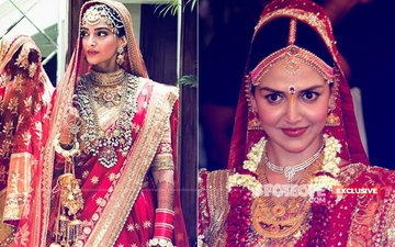 Sonam Kapoor &  Esha Deol's Wedding Parties Have This In Common...