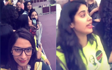 Video: Sonam & Janhvi At Beyonce Concert In London. Sridevi's Daughter Says She Is About To Cry!