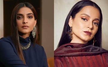 Sonam Kapoor Extends An Olive Branch Towards Kangana Ranaut; Congratulates Her On Her New Production House