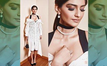 Sonam Kapoor's BOLD Neckline Turns Heads And How!