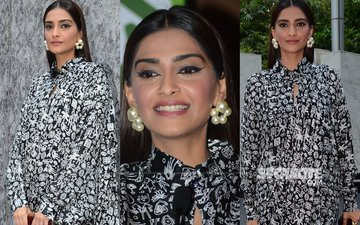 OH MY! : Check Out Sonam Kapoor's Eye-Melting Optical Illusion