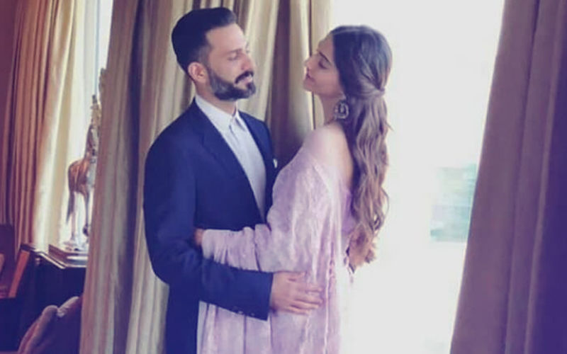 Sonam On Being Trolled For Adding Ahuja: How Do You Know Anand Hasn't Changed His Name?