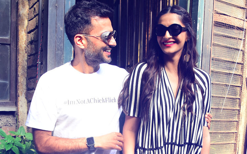 Sonam Kapoor Has A Challenge For Hubby Anand Ahuja. Game On!
