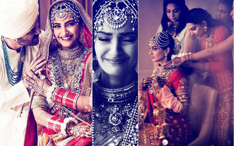 The Inside Pics Of Sonam Kapoor's Shaadi