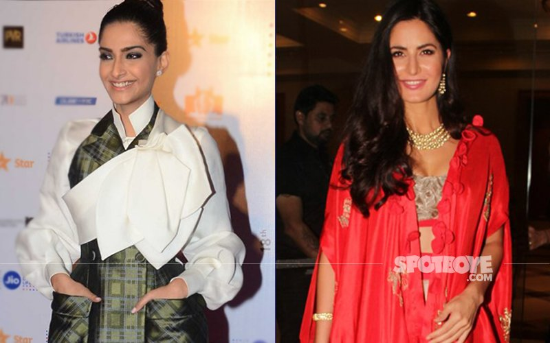 Sonam Kapoor's Power Dressing Is Inspirational But What Happened To Katrina Kaif?