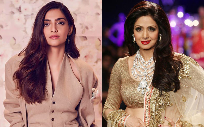 Ahead Of Sridevi's 1ST Death Anniversary, Sonam Kapoor Remembers The Late Actress