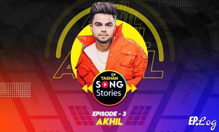 9X Tashan Song Stories: Episode 3 With Akhil